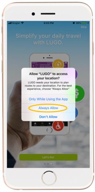 allow location (iOS)2